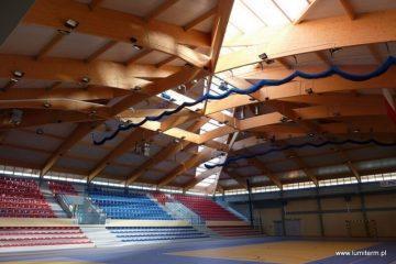 Dąbrowska hala sportowa