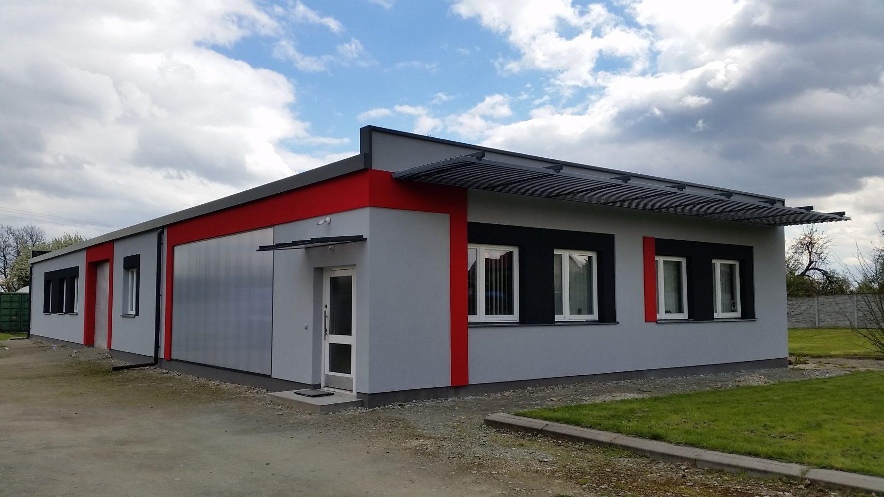 Lumiterm – elewacje z paneli poliwęglanowych we Wrocławiu