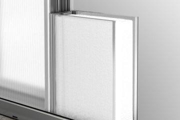 Designerskie elewacje z poliwęglanu dla Twojego biura – kasety fasadowe Lumiterm
