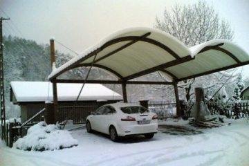 Pokrycie wiaty dla Twojego pojazdu – Lumiterm we Wrocławiu