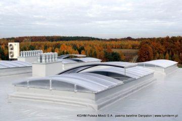 Świetliki dachowe od Lumiterm – trzy razy więcej światła dziennego!