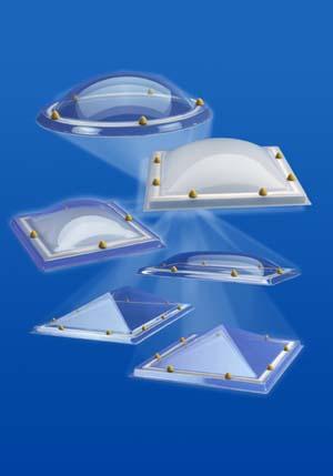 Zalety świetlików dachowych