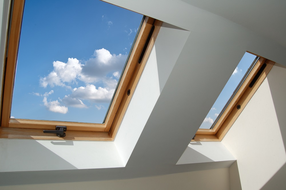 Okno w dachu