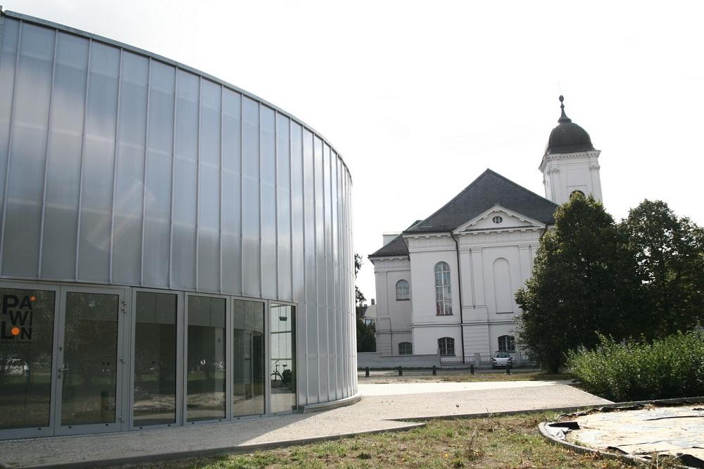 Pawilon wystaw Poznań